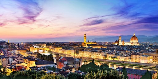 $1079 & up -- Rome Florence & Venice 7-Nts. w/Air & Train