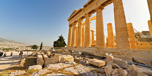 $1459 & up -- Athens, Mykonos & Santorini 10-Nt. Trip w/Air