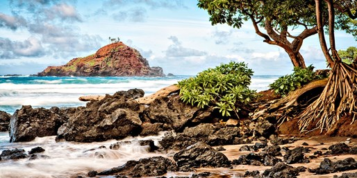 $1035 & up -- 6-Nt. Big Island & Maui Package w/Air & Hotels