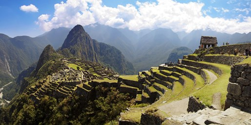 $1303 & up -- Peru 7-Nts. w/Air & Guided Machu Picchu Tour
