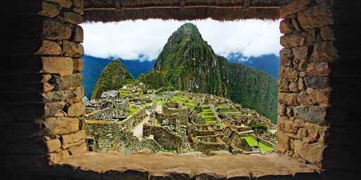 $1897 & up -- Peru 7-Nts. w/Air & Machu Picchu Inca Trail