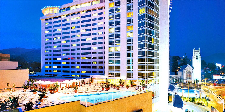 Loews Hollywood Hotel -- Hollywood, Los Angeles