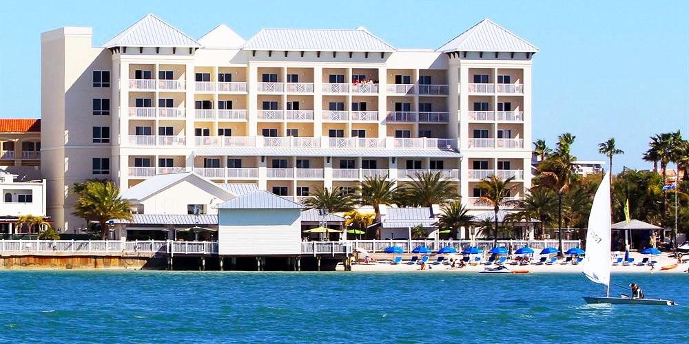Shephard's Beach Resort -- Clearwater Beach, FL