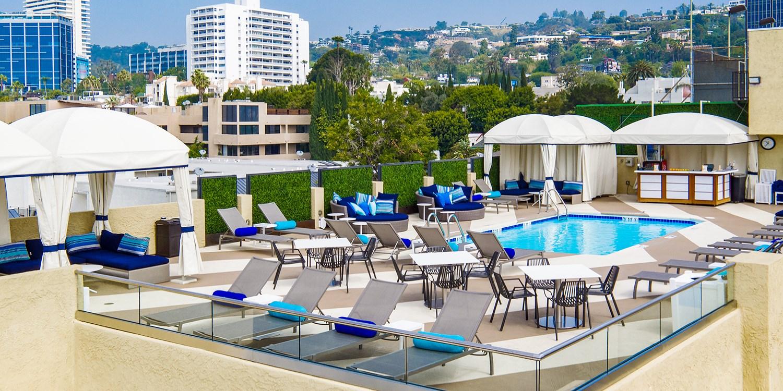 Le Montrose Suite Hotel -- Los Angeles, CA