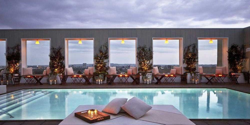Mondrian Los Angeles -- Los Angeles, CA