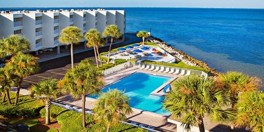 $123 -- Tampa: Waterfront Hotel incl. Weekends, 40% Off