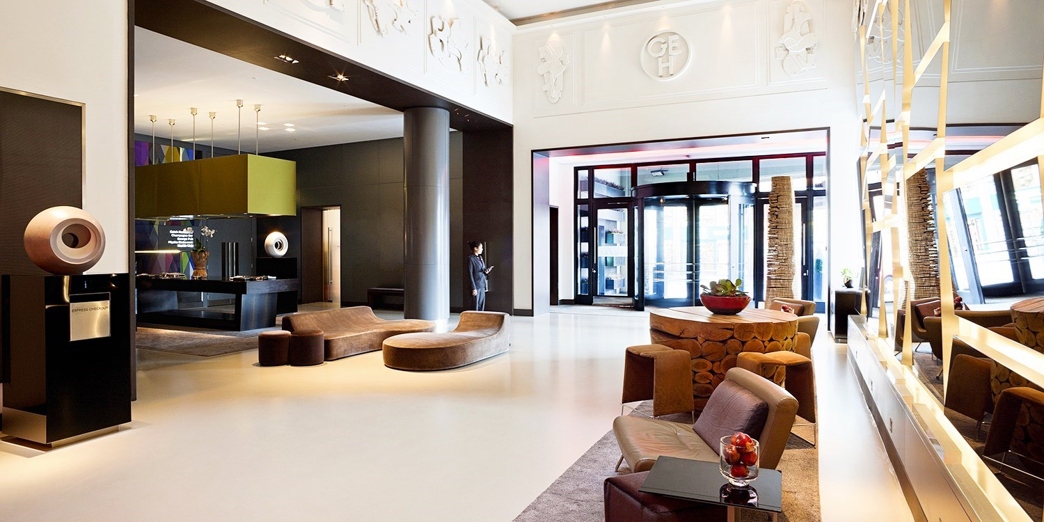 Andaz London Liverpool Street -- London, United Kingdom