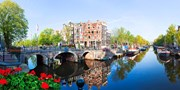 £1299pp -- 7-Nt Charms of Holland & Belgium w/T'fers & More