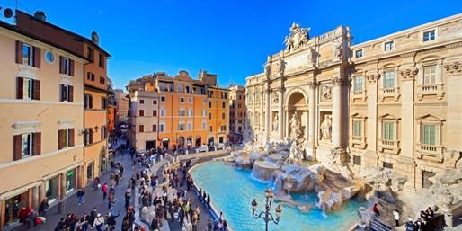 £199pp -- Rome: City-Centre Escape w/Flights from Dublin