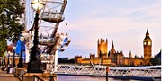 $1125 -- London 7-Night Vacation incl. Breakfast