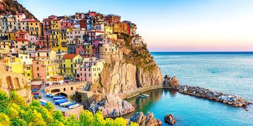 $979 & up -- Italy Getaway: Rome & Amalfi Coast w/ Air & Car