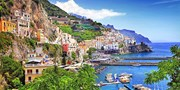 $1481 & up -- Amalfi Coast 5-Nt. Trip incl. Air, Hotel & Car