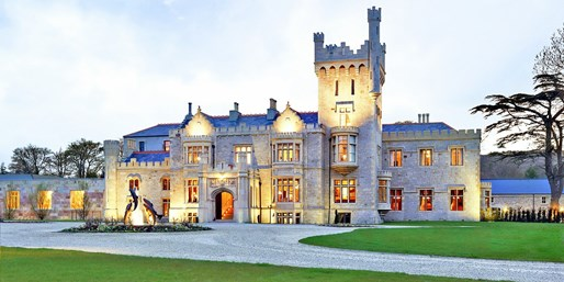$1207 & up -- Ireland: Multi-City Castle Vacation w/Air