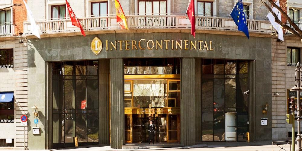 InterContinental Madrid -- Madrid, Spanien