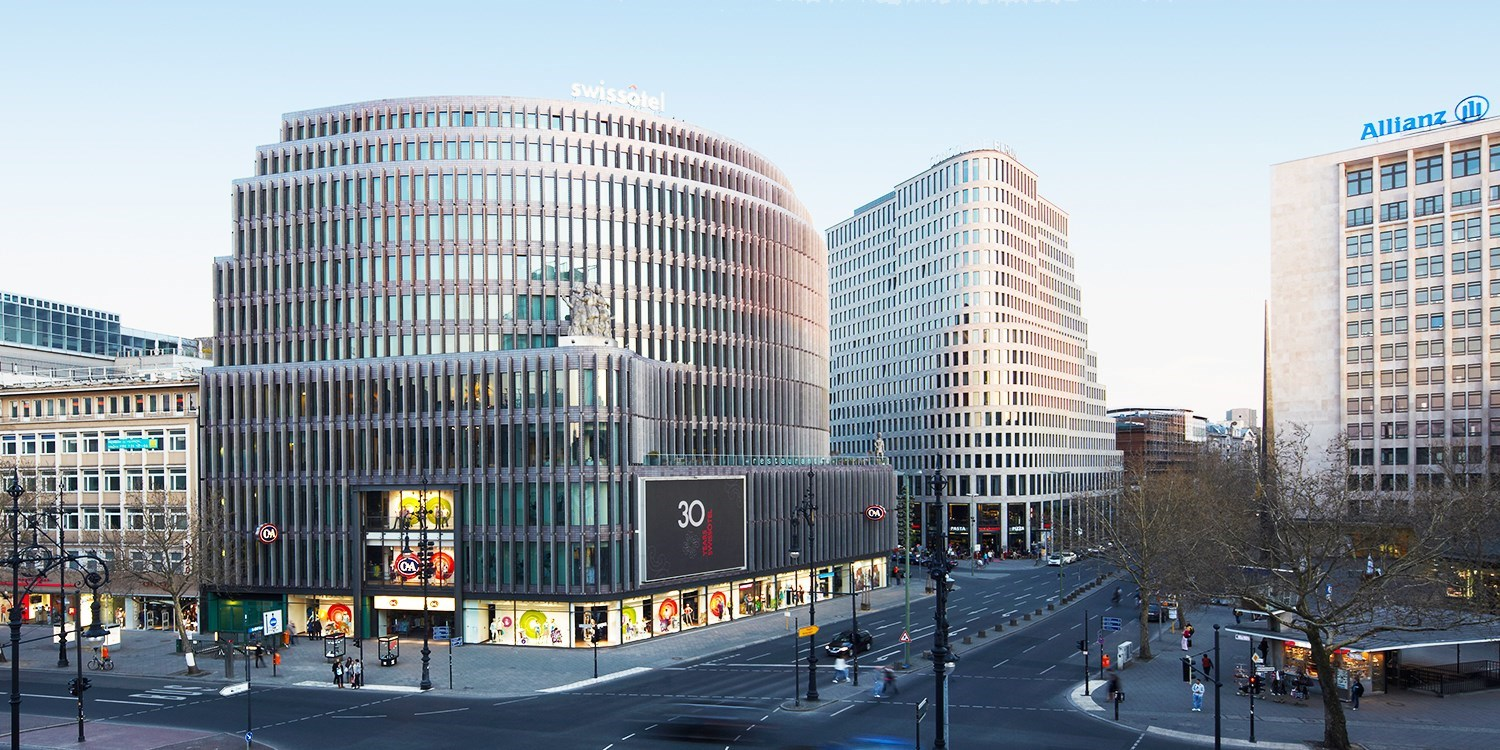 Swissôtel Berlin -- Berlin, Germany