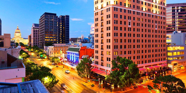 InterContinental Stephen F. Austin -- Austin, TX