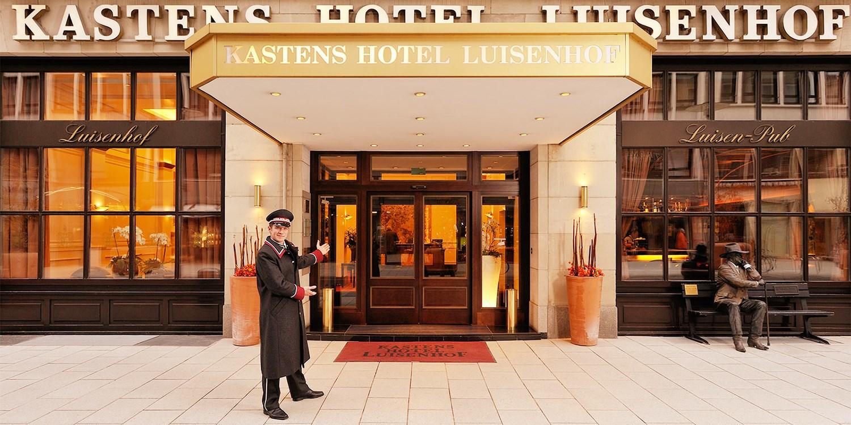 Kastens Hotel Luisenhof -- Hannover