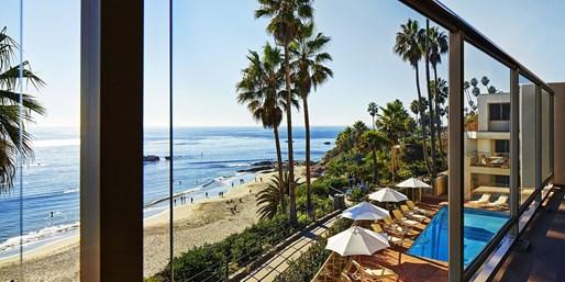 Travelzoo Deal: $299 -- Laguna Beach 2-Night Seaside Retreat, Reg. $998