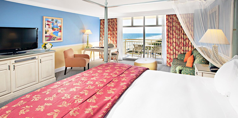 Travelzoo Deal: $99-$119 -- Daytona 4-Star Oceanfront Resort incl. Weekends