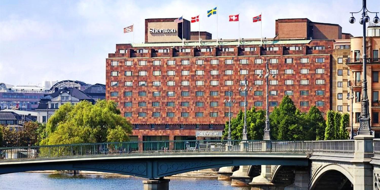Sheraton Stockholm Hotel -- Stockholm, Sweden