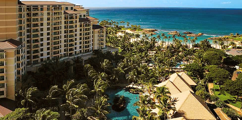 Marriott's Ko'Olina Beach Club -- Kapolei, HI
