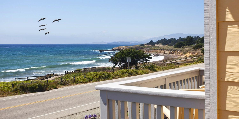 Pelican Inn & Suites -- Cambria, CA