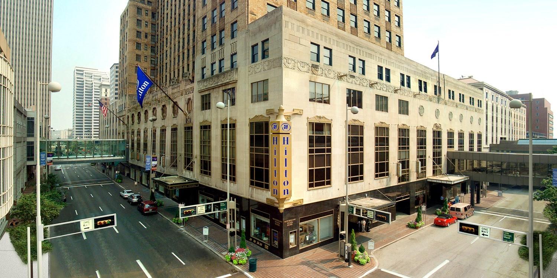 $119 – Cincinnati 4-Star Hilton w/Breakfast, Save 50% -- Cincinnati, OH