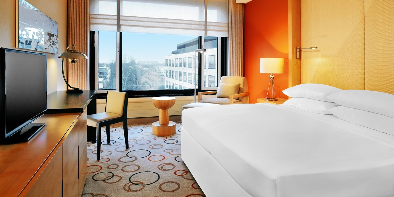 Sheraton Berlin Grand Hotel Esplanade -- Berlin, Germany