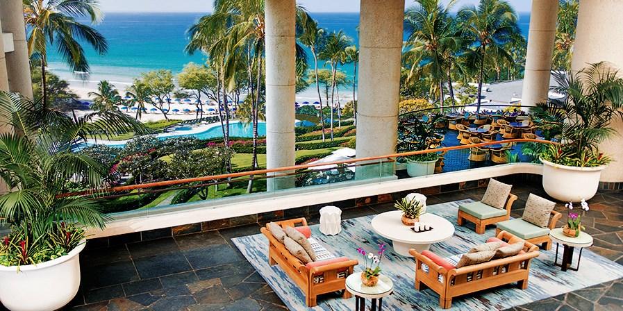 Hapuna Beach Resort -- Kamuela, HI