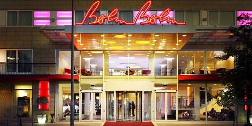 158€ -- Berlin : 2 nuits 4* dans un hôtel tendance, -44%
