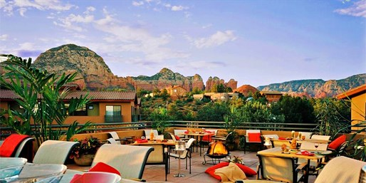 Sedona Upscale Boutique Hotel: Stay 2-4 Nts, Get 15-25% Off