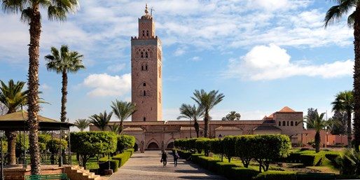 £349pp -- Imperial Cities of Morocco 7-Nt Tour, Save 37%