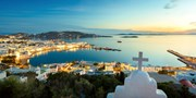 £659pp -- Mykonos Week inc Flts, Transfers & Meals, Save 42%