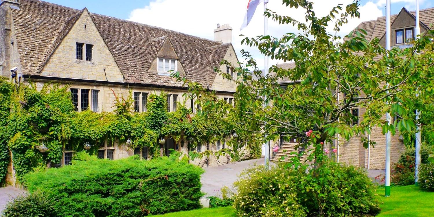 Hatton Court Hotel -- Cotswolds