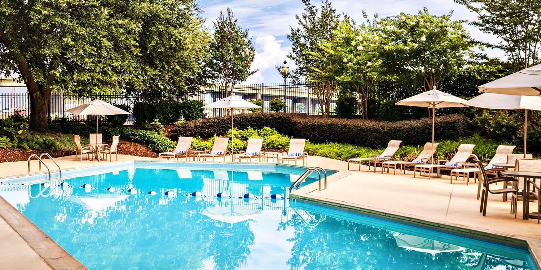 Sheraton Norfolk Waterside Hotel -- Norfolk, VA