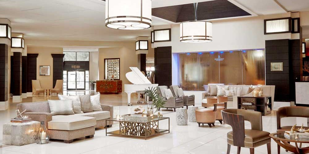 Renaissance Orlando Airport Hotel by Marriott -- Florida (State)