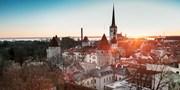 499 € -- Rundreise im Baltikum: 12 Tage mit Fähre & Hotels