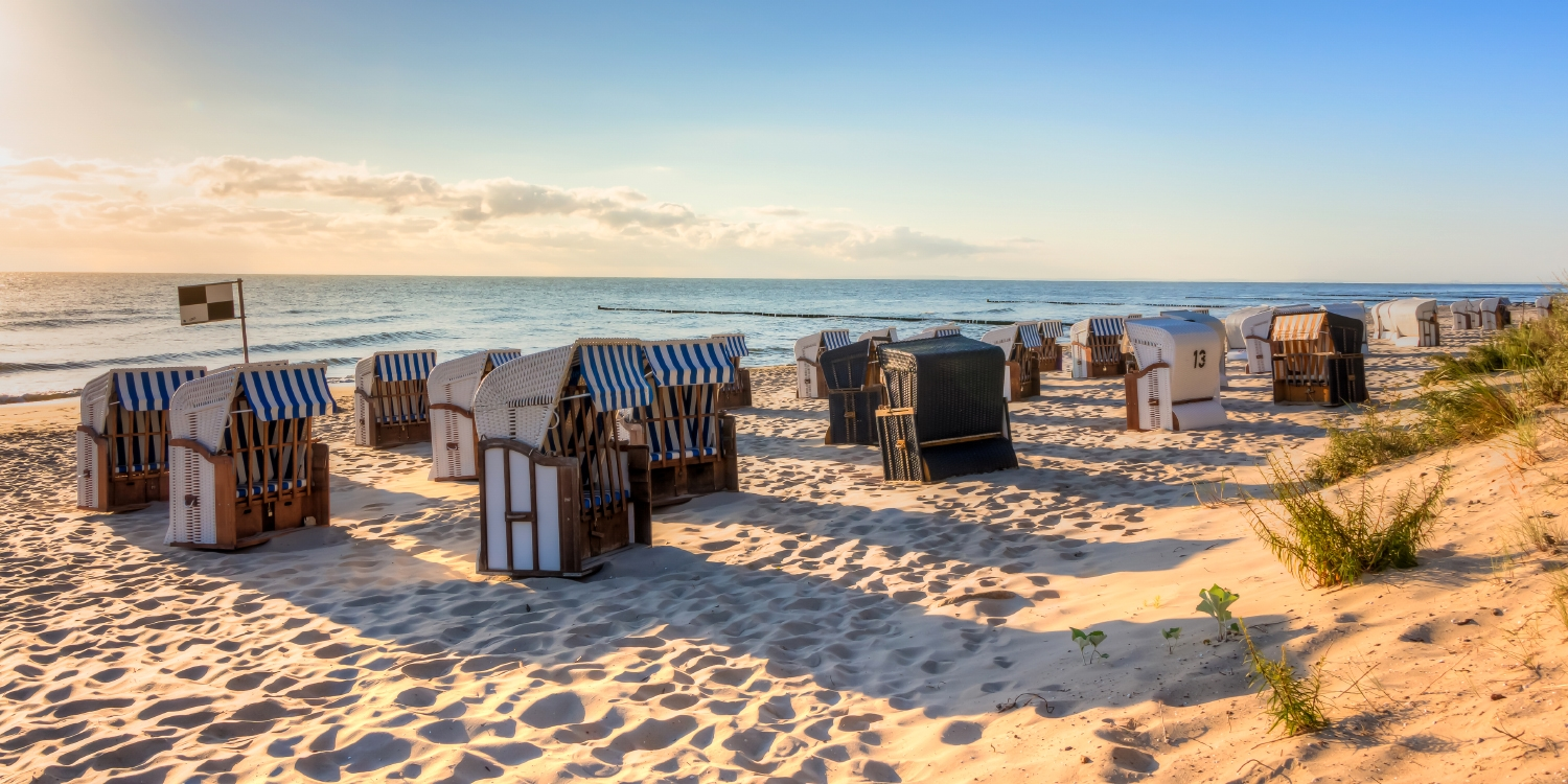 $311 & up – Germany's Baltic coast: 2-nt stay in Rügen, 46% off -- Baltic Sea