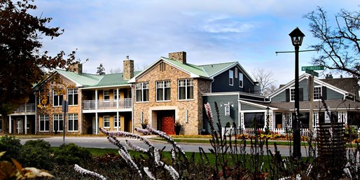 $135 -- Niagara-on-the-Lake 4-Star Hotel incl. Breakfast