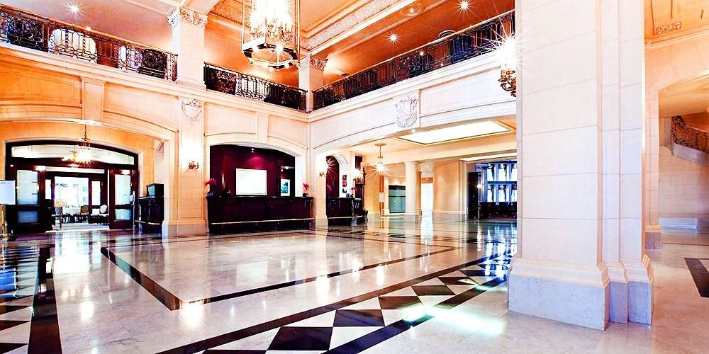 The Fort Garry Hotel -- Winnipeg, Manitoba