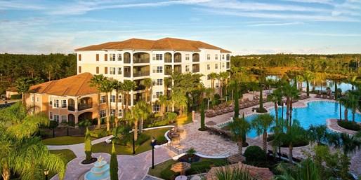 $144-$189 -- 2-Bedroom Suite at Orlando Resort