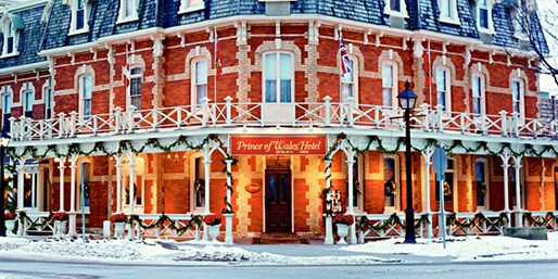 $139 -- Niagara-on-the-Lake 4-Diamond Hotel, Save 50%