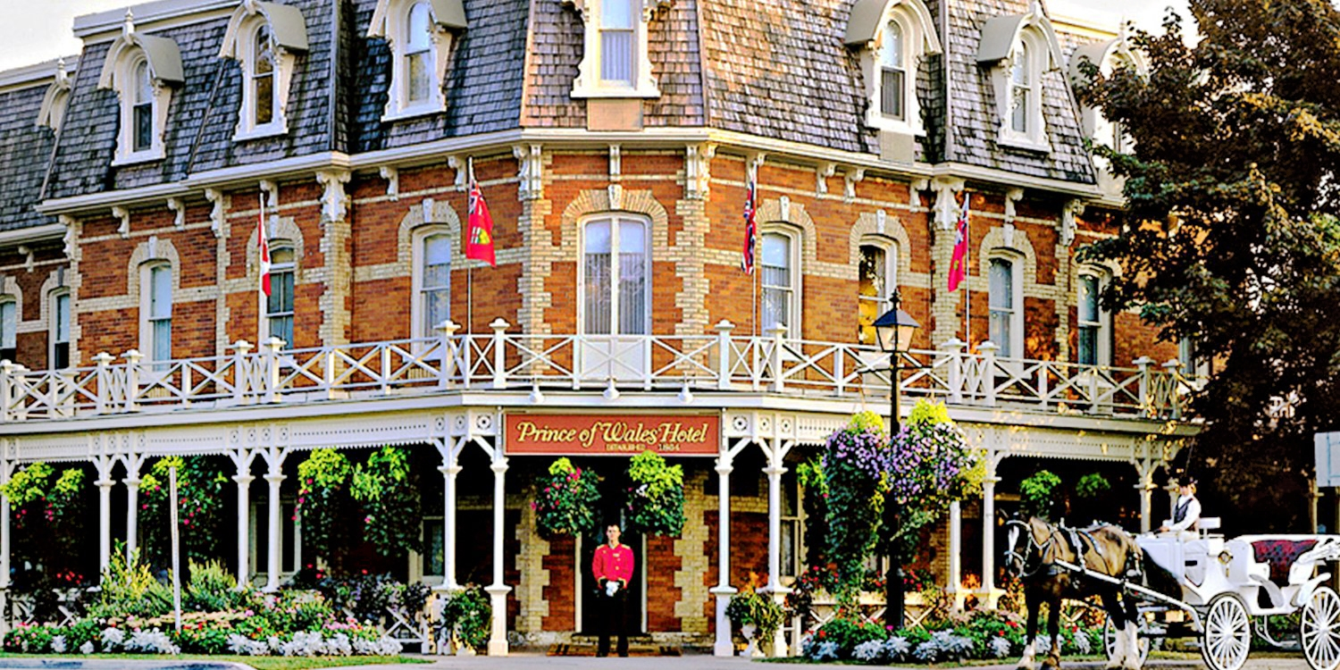 Travelzoo Deal: $153  -- Niagara-on-the-Lake 4-Diamond Hotel, Reg. $306