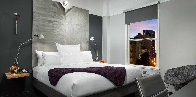 Hotel Diva -- San Francisco, CA