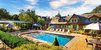 $125 -- Luxurious Vermont Castle Resort w/Credit, 70% Off