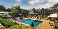 $99 -- Romantic Vermont 'Castle' Resort w/Credit, 70% Off