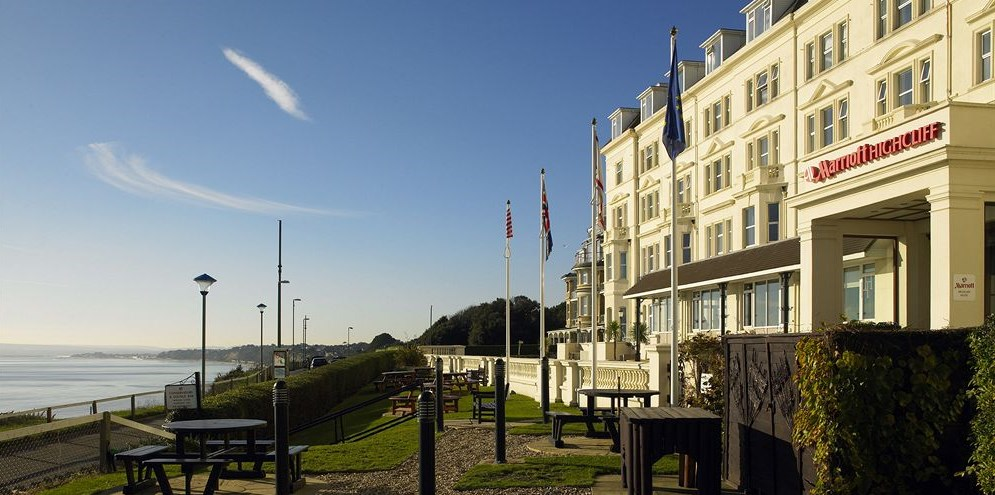 Bournemouth Highcliff Marriott Hotel -- Bournemouth, United Kingdom