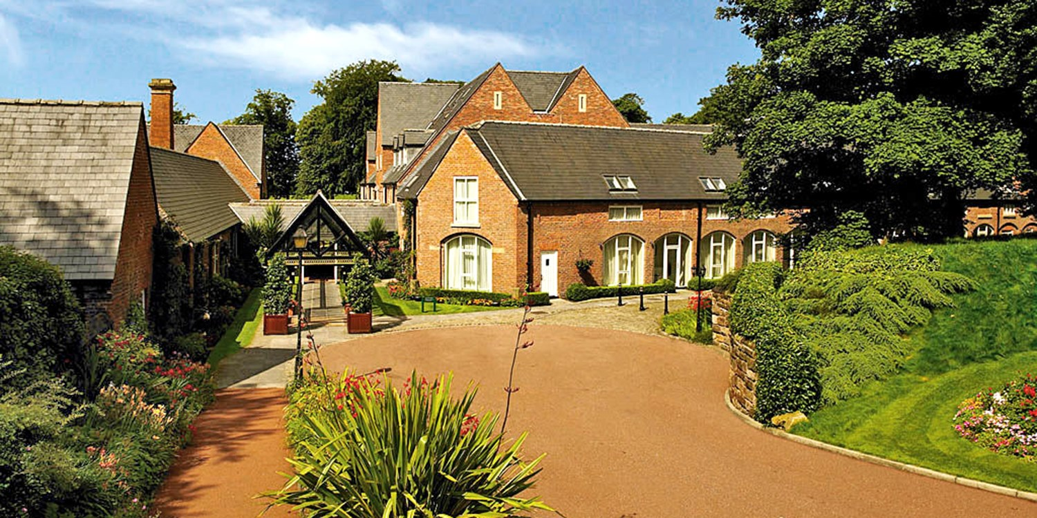 Worsley Park Marriott Hotel & Country Club -- Manchester, United Kingdom