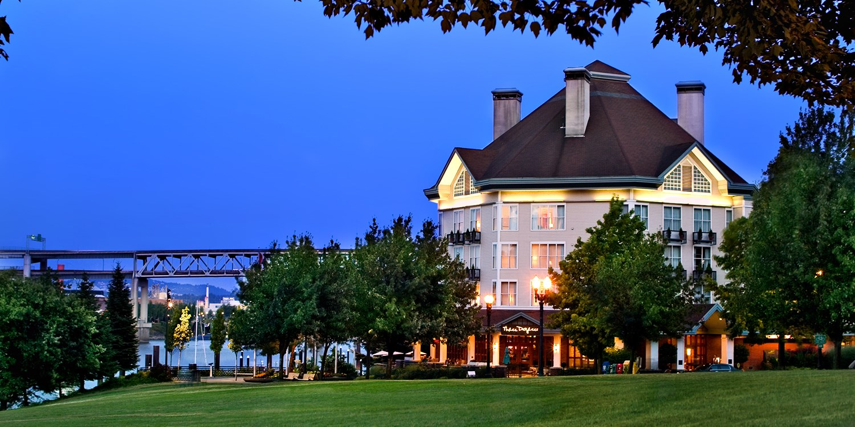 Kimpton Riverplace Hotel -- Portland, OR
