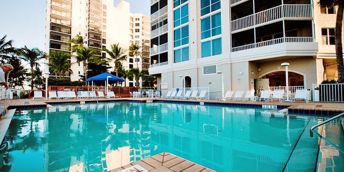 GullWing Beach Resort -- Fort Myers Beach, FL